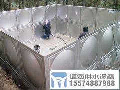 不锈钢水箱安装价格成本核算