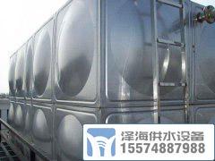 不锈钢水箱的设计