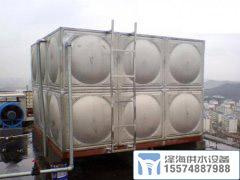 18吨不锈钢水箱12s101标准配置