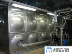 商场生活用水恒压变频供水设备