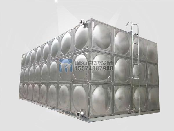 长沙不锈钢水箱安装
