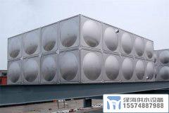 40吨不锈钢水箱