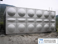 河北不锈钢保温水箱厂家直供