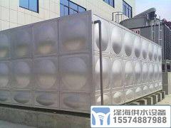 不锈钢聚氨酯保温水箱