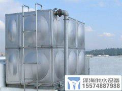 铸铁管如何与水箱开孔对接?