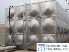 72吨不锈钢水箱