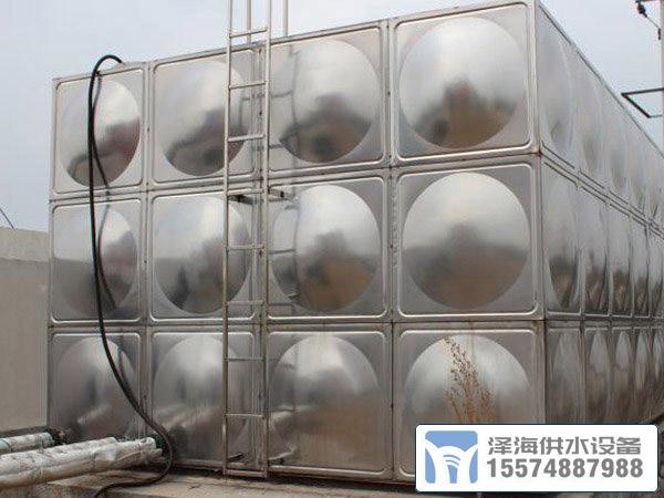 72吨不锈钢水箱各规格报价
