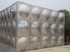不锈钢水箱在农村饮水安全项目中的应用