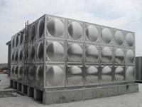 郴州不锈钢水箱