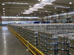 某轮毂生产企业定购不锈钢水箱