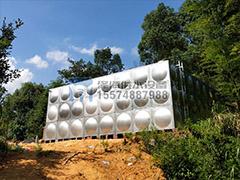农村饮水工程采用不锈钢水箱更环保