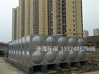长沙市住宅小区集中供水设备:不锈钢水箱