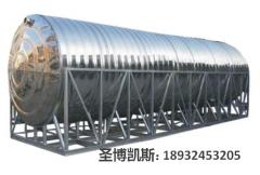 长沙不锈钢保温水箱价格是多少?