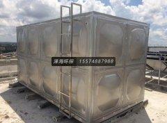 玻璃钢水箱和不锈钢水箱的优缺点