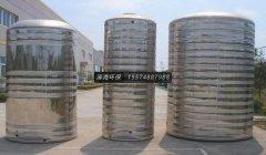 不锈钢生活水箱方形和圆形有什么区别?应该怎么选择?