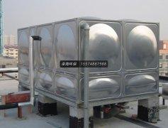 方形不锈钢水箱外形鼓包形状为什么要做成鼓包形状?