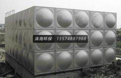 环保型不锈钢水箱的功能和优点