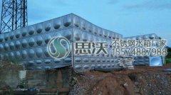不锈gang水箱在制作安zhuangyu拼接过程中常见问题