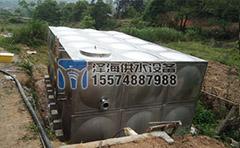 思沃不锈钢水箱厂安装技术指导