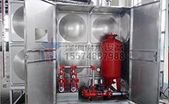 不锈钢消防水箱的承压能力怎么样?