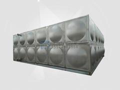 不锈钢保温水箱厂家解析水箱保温原理