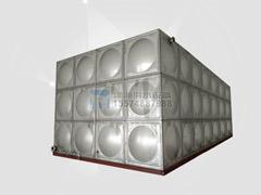 126吨不锈钢水箱